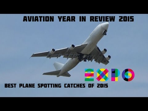 73 Minutes (HD) Best Catches @ Toronto Pearson Int'l (YYZ/CYYZ) in 2015