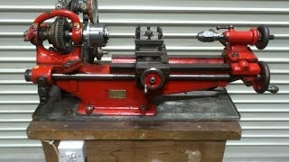 FOR SALE: Drummond B-type METAL TURNING LATHE on eBay UK (Myford)