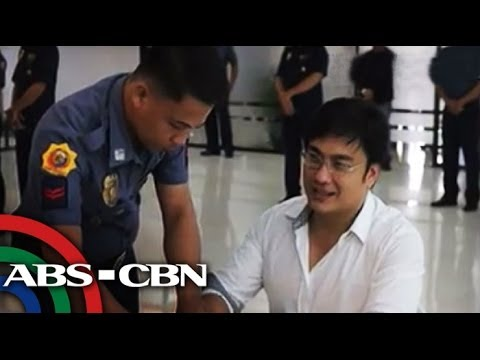 Bong Revilla given special treatment?