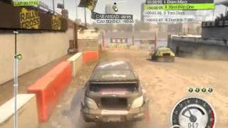Dirt 2 on AMD FX 4100 HD Radeon 6770