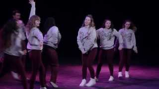 Moving Together:  Leicester's Best Dance Crew 2014