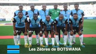 SPOT du Match COMOROS vs BOTSWANA
