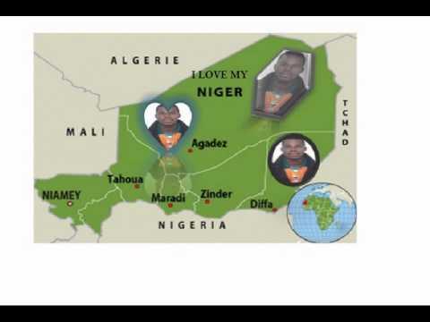 Niger Mon Beau Pays (Maman Barka)
