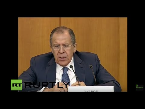 LIVE: Lavrov holds annual address to sum up past year foreign policy results
