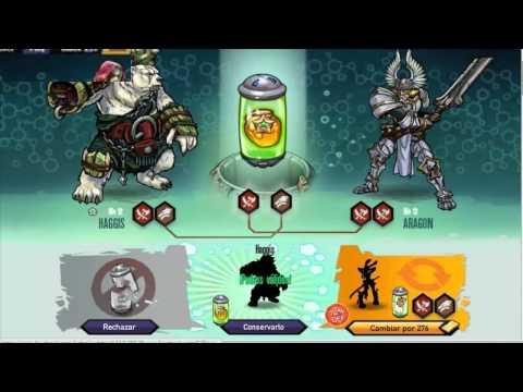 Otras Combinaciones Para El Mutants Genetic Gladiator