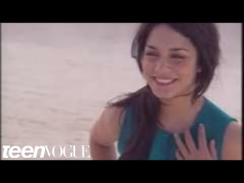 Vanessa Hudgens in Teen Vogue s Cover Shoot