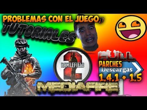 Descargar Battlefield 2 PARCHES 1.4.1 + 1.5 [1Link][Español][2013][MEDIAFIRE]