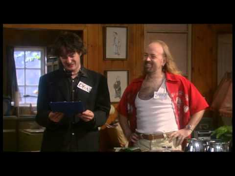 Black Books Season 2 Epizode 4 - Blood