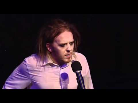 Tim Minchin - Angry (Feet)