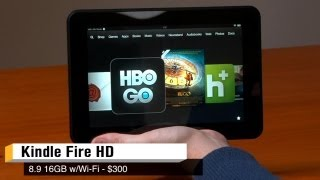 Review: Amazon Kindle Fire HD 8.9 Tablet