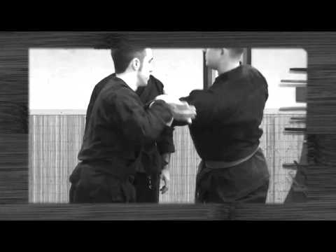 Bujinkan - Kihon Happo Drill - Ninja Training Video Blog Image 1