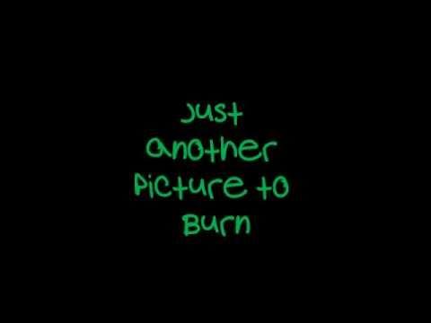Picture To Burn - Taylor Swift (lyrics)