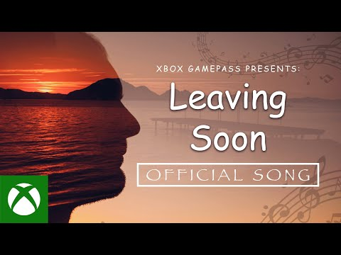 Xbox Game Pass - Leaving Soon [Official Music Video] [with lyrics]