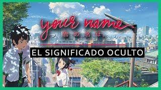 El Simbolismo en ''Your Name'' | Analisis Coffetv