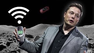 Why Is Elon Musk Bringing a 4G Network to the Moon? (Muskwatch w/ Kyle Hill & Dan Casey)