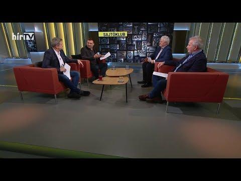Sajtóklub (2020-02-03) - HÍR TV