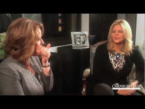 Renée Fleming in Conversation with Susan Graham: Meeting, Dresses,