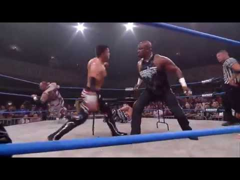 Tag Team Tables Match: Team 3D vs The Wolves vs the Hardys (Sept 10, 2014)