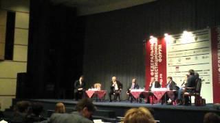А.Родзянко на пленарном заседании ФИФ-2011. Часть 2