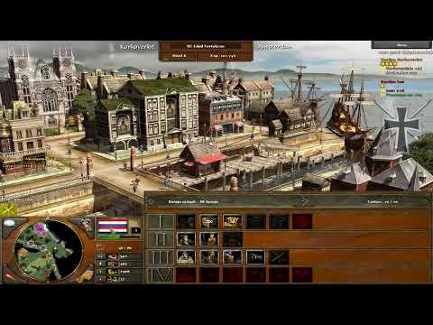 Age of Empires III - 2ª Partida Multijugador - Sergio y Fede