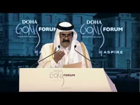 Doha GOALS - Opening Speeches