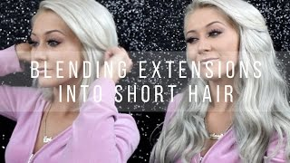 Blending Tips And Tricks For Hair Extensions - LUXURY FOR PRINCESS