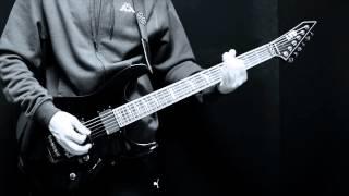 Slipknot - Sulfur (guitar cover)