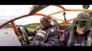 Rory Reid's Road Trips | Ariel Nomad vs Welsh Mud | Top Gear