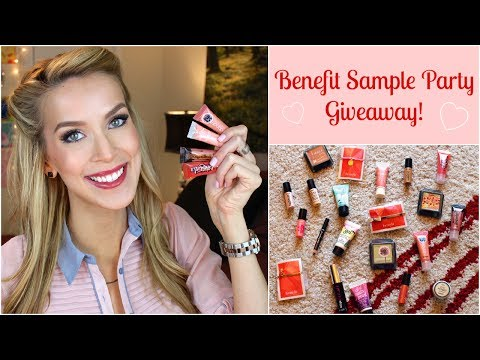 Benefit Tiny Makeup Giveaway!