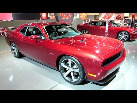 2014 Dodge Challenger RT Plus - 100th Anniversary Edition - Walkaround - 2013 LA Auto Show