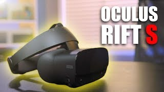 Oculus Rift S - VR is EVOLVING!