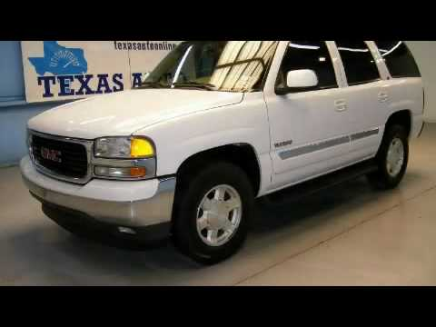 Pre-Owned 2005 GMC Yukon SLT Dallas TX