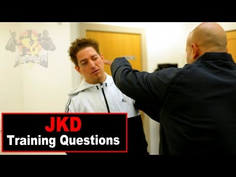 jkd techniques - why is jkd different Q1 Image 1