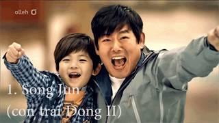 Bố ơi Mình đi đâu thế Hàn Quốc?// Dàn sao nhí ngày ấy - bây giờ