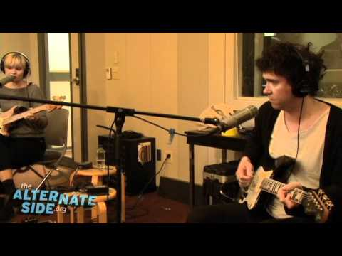 The Raveonettes - Apparitions (Live @ WFUV, 2011)