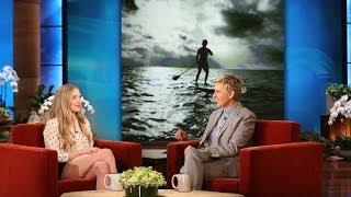 Amanda Seyfried on Boyfriend Justin Long