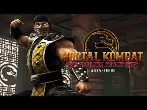 Mortal Kombat: Shaolin Monks - PS2 - Netherrealm, Boss: Scorpion & Inferno Scorpion - 15