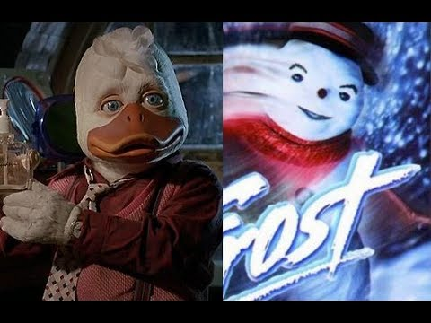 """Which Is Worse? """"Howard The Duck"""" Or """"Jack Frost""""?"""
