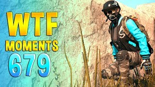 PUBG WTF Funny Daily Moments Highlights Ep 679