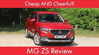 Cheap AND Cheerful? MG ZS Review