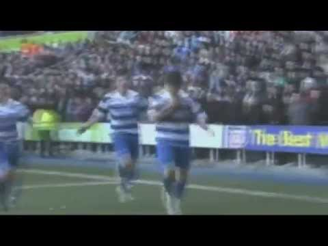 Shane long goals for Reading FC.