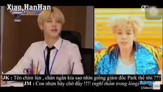 Tình yêu văn phòng của Kim Cún Tae (AllV) FAKESUB