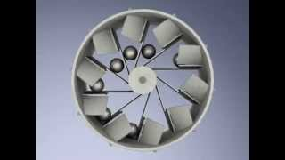 Computer Simulation of Overbalanced Wheel 3rd