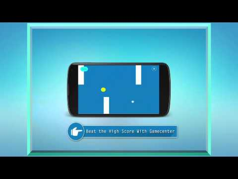 Flappy Ball Game