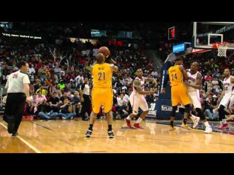 Pacers vs. Hawks: Game 4 Flash Recap