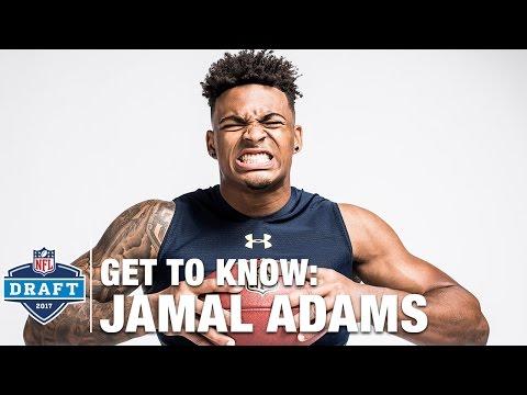 Get To Know: Jamal Adams (LSU, Safety)   2017 NFL Draft