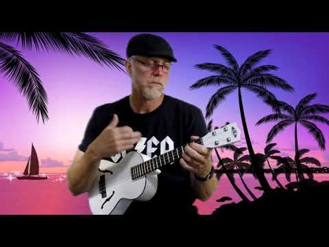 Kokomo, Beach Boys, cover, 287th season of the ukulele, holidays