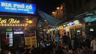 Cóc Travel   Phố Tây Tạ Hiện - Hà Nội