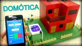 Domótica: Arduino & Android - Bluetooth [Tesis]