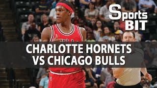 Sports BIT | Charlotte Hornets vs Chicago Bulls | NBA Picks